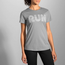 Run Mist Tee by Brooks Running in Squamish BC