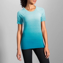 Women's Streaker Short Sleeve by Brooks Running in Okemos Mi