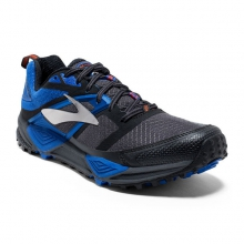 Men's Cascadia 12 by Brooks Running in Cambridge Ma