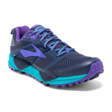 Women's Cascadia 12 by Brooks Running in Squamish British Columbia