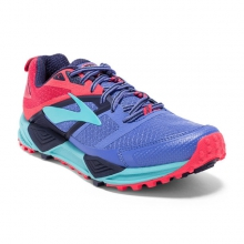 Women's Cascadia 12 by Brooks Running in Cambridge Ma