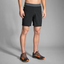 """Men's Cascadia 7"""" Short by Brooks Running in San Carlos Ca"""