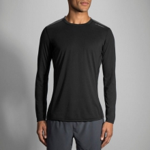 Men's Distance Long Sleeve by Brooks Running in Ashburn Va