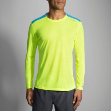 Men's Distance Long Sleeve by Brooks Running in Keene Nh