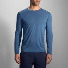 Men's Distance Long Sleeve by Brooks Running