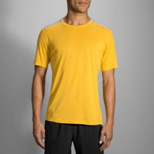 Men's Distance Short Sleeve by Brooks Running in Hilo Hi