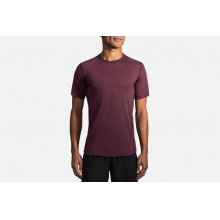 Men's Distance Short Sleeve by Brooks Running in Glenwood Springs CO