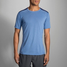 Men's Distance Short Sleeve by Brooks Running in Old Saybrook Ct