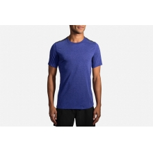 Men's Distance Short Sleeve by Brooks Running in Brea Ca