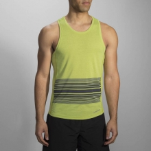 Men's Distance Tank by Brooks Running in Wakefield Ri