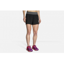 "Women's Cascadia 5"" Short by Brooks Running in Mystic Ct"