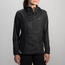 Women's Cascadia Shell by Brooks Running in Wakefield Ri
