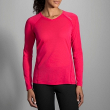 Women's Distance Long Sleeve by Brooks Running in Ashburn Va