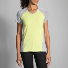 Women's Distance Short Sleeve by Brooks Running in Montgomery Al