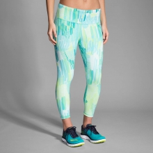 Women's Ghost Crop by Brooks Running in Wakefield Ri