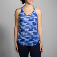 Women's Ghost Racerback by Brooks Running in Ashburn Va