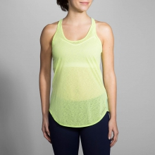 Women's Ghost Racerback by Brooks Running in Plymouth Ma