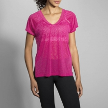 Women's Ghost Short Sleeve by Brooks Running in Lake Orion Mi