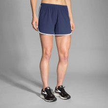 "Women's Go-To 5"" Short by Brooks Running in Wakefield Ri"