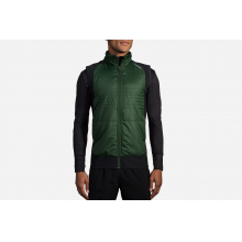 Men's Cascadia Thermal Vest by Brooks Running in Colmar Colmar