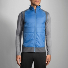 Men's Cascadia Thermal Vest by Brooks Running in Bismarck Nd