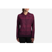 Women's Canopy Jacket by Brooks Running in Colmar Colmar