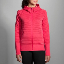 Women's Fly-By Hoodie by Brooks Running in Encino Ca