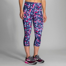 Women's Greenlight Capri by Brooks Running in St Petersburg Fl