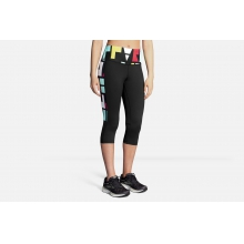 Women's Greenlight Capri by Brooks Running in Okemos Mi