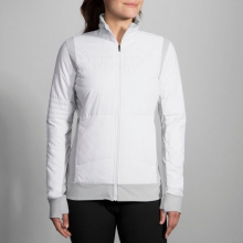 Women's Cascadia Thermal Jacket by Brooks Running