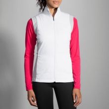 Women's Cascadia Thermal Vest by Brooks Running