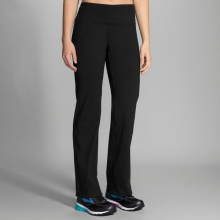 Women's Threshold Pant by Brooks Running in Cedar Falls IA