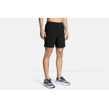 "Men's Fremont 7"" Linerless Short by Brooks Running in Studio City Ca"