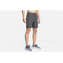 "Men's Fremont 7"" Linerless Short by Brooks Running in Iowa City IA"