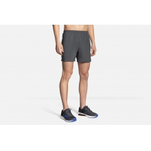 "Men's Sherpa 5"" Short by Brooks Running in Manhattan Beach Ca"