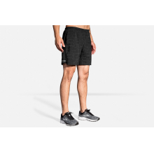 "Men's Sherpa 7"" 2-in-1 Short by Brooks Running in Fairbanks Ak"