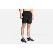 "Men's Sherpa 7"" 2-in-1 Short by Brooks Running in Manhattan Beach Ca"