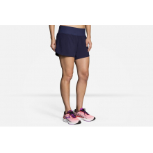 """Women's Chaser 5"""" Short by Brooks Running in Louisville CO"""