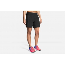 "Women's Chaser 7"" Short by Brooks Running in Washington Dc"