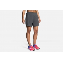 "Women's Chaser 7"" Short by Brooks Running in Monrovia Ca"