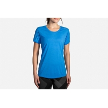 Women's Distance Short Sleeve by Brooks Running in Glenwood Springs CO
