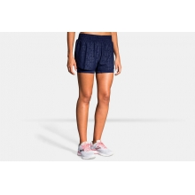 "Women's Circuit 3"" 2-in-1 Short by Brooks Running in Glenwood Springs CO"