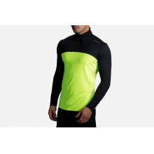 Men's Dash 1/2 Zip Nightlife by Brooks Running in Studio City Ca