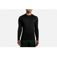 Men's Dash Base Long Sleeve by Brooks Running in Oro Valley AZ