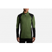 Men's Turbine Full Zip by Brooks Running in Cedar Falls IA