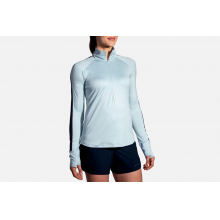 Women's Dash 1/2 Zip by Brooks Running in Gaithersburg MD