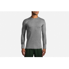 Men's Notch Thermal Long Sleeve by Brooks Running in Lone Tree CO