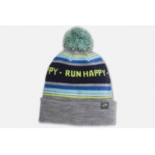 Booster Pom Beanie by Brooks Running in Cedar Falls IA