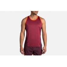 Men's Stealth Singlet by Brooks Running