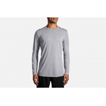 Men's Distance Long Sleeve by Brooks Running in Gaithersburg MD